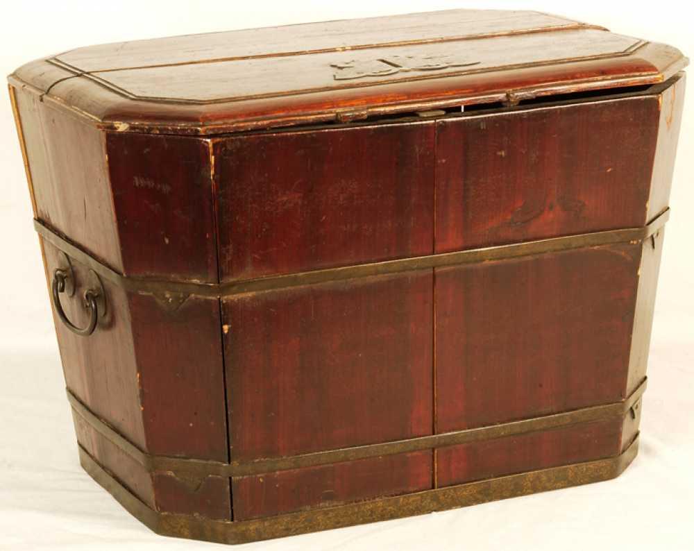 Chinese Wooden Storage Box