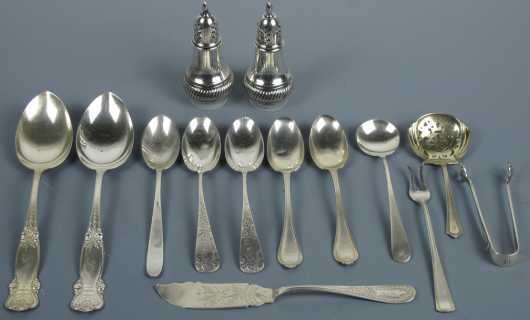 Miscellaneous Sterling Silver