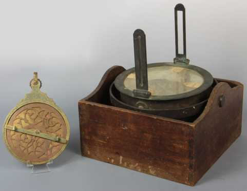 Two Nautical Instruments