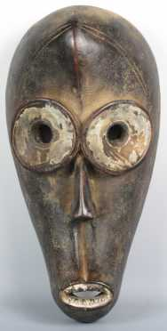 Male Dan Guerre Mask