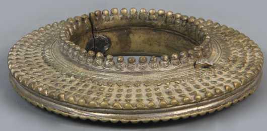 Antique African Handmade Slave Bracelet