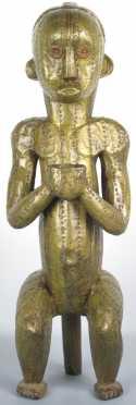 A Fang Reliquary Figure