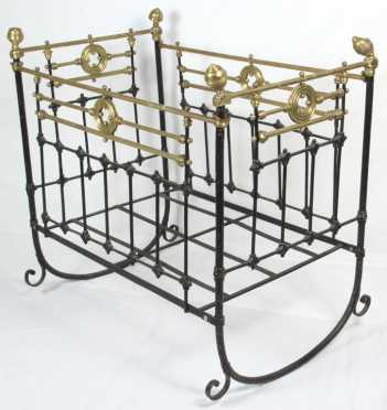 French Rocking Cradle