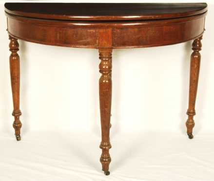 Sheraton Mahogany Breakfast Table