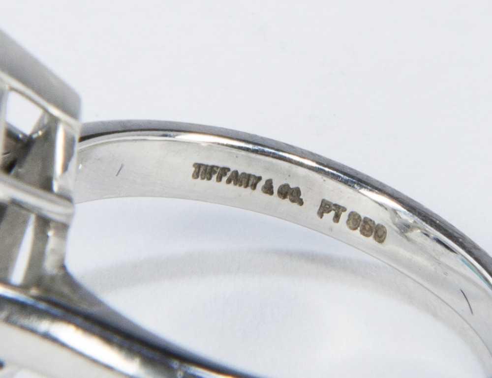 Tiffany & Co Marquise Diamond Ring