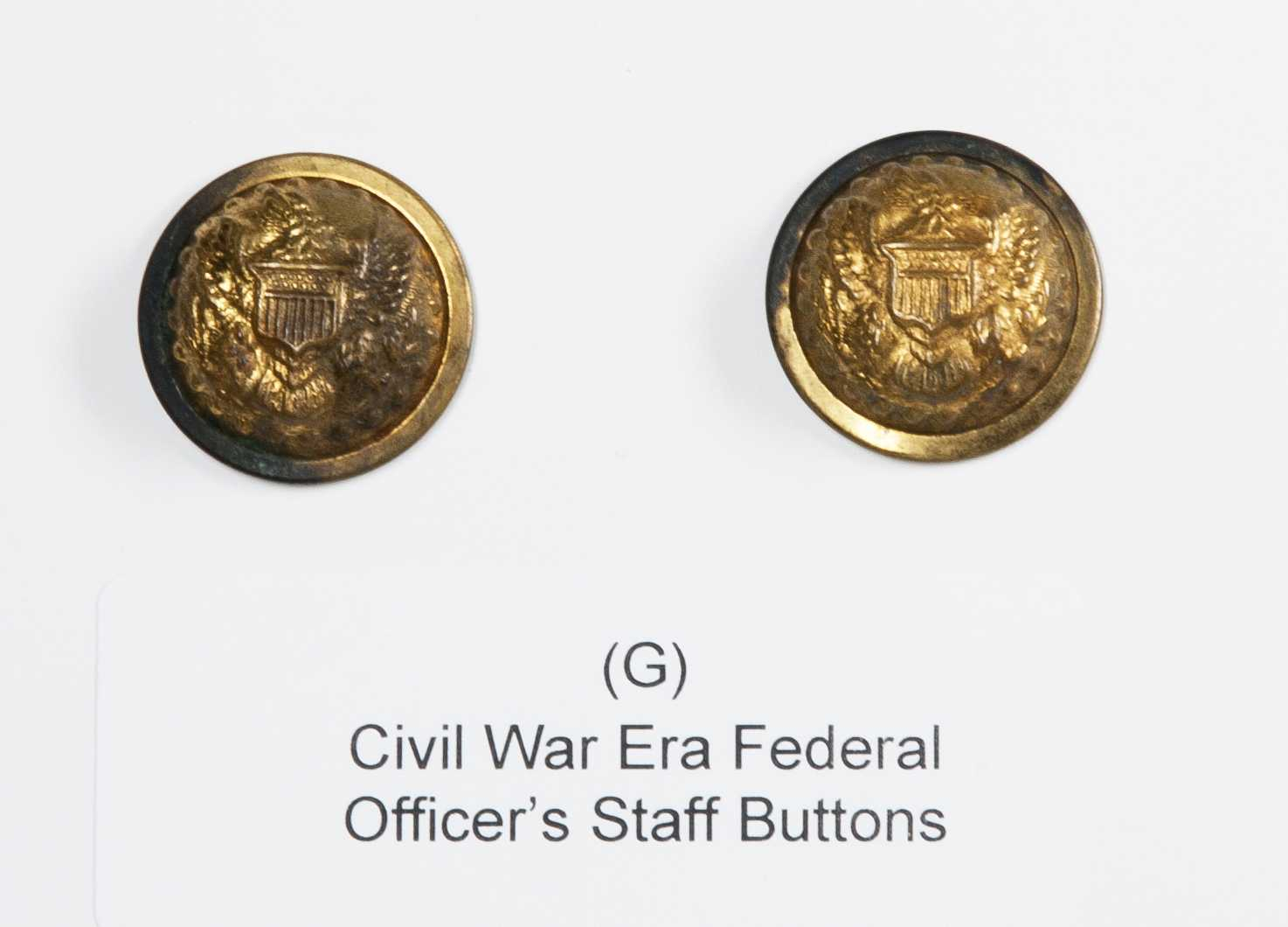 Civil War Military And Antique Buttons