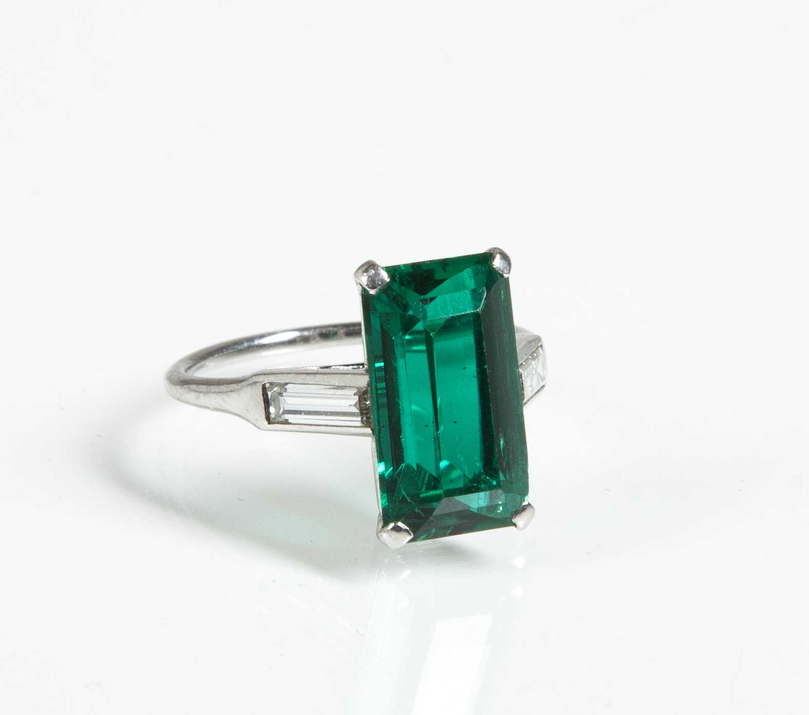 luxury ring diamond vintage pin cartier jewellery emerald
