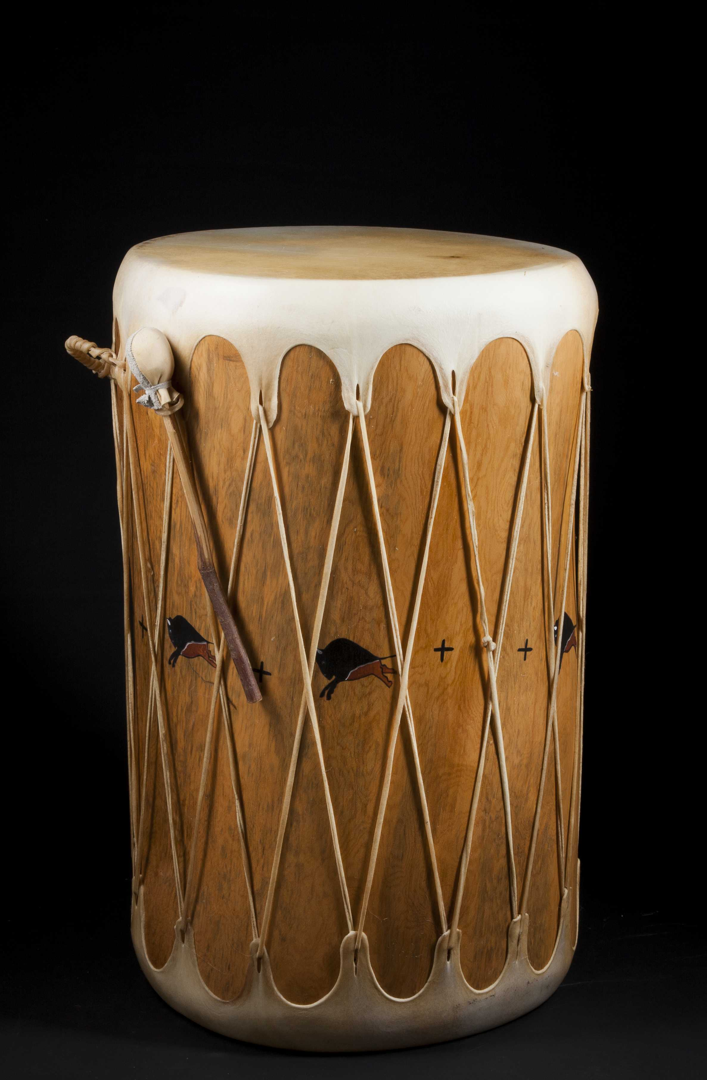 Native American Modern Drum