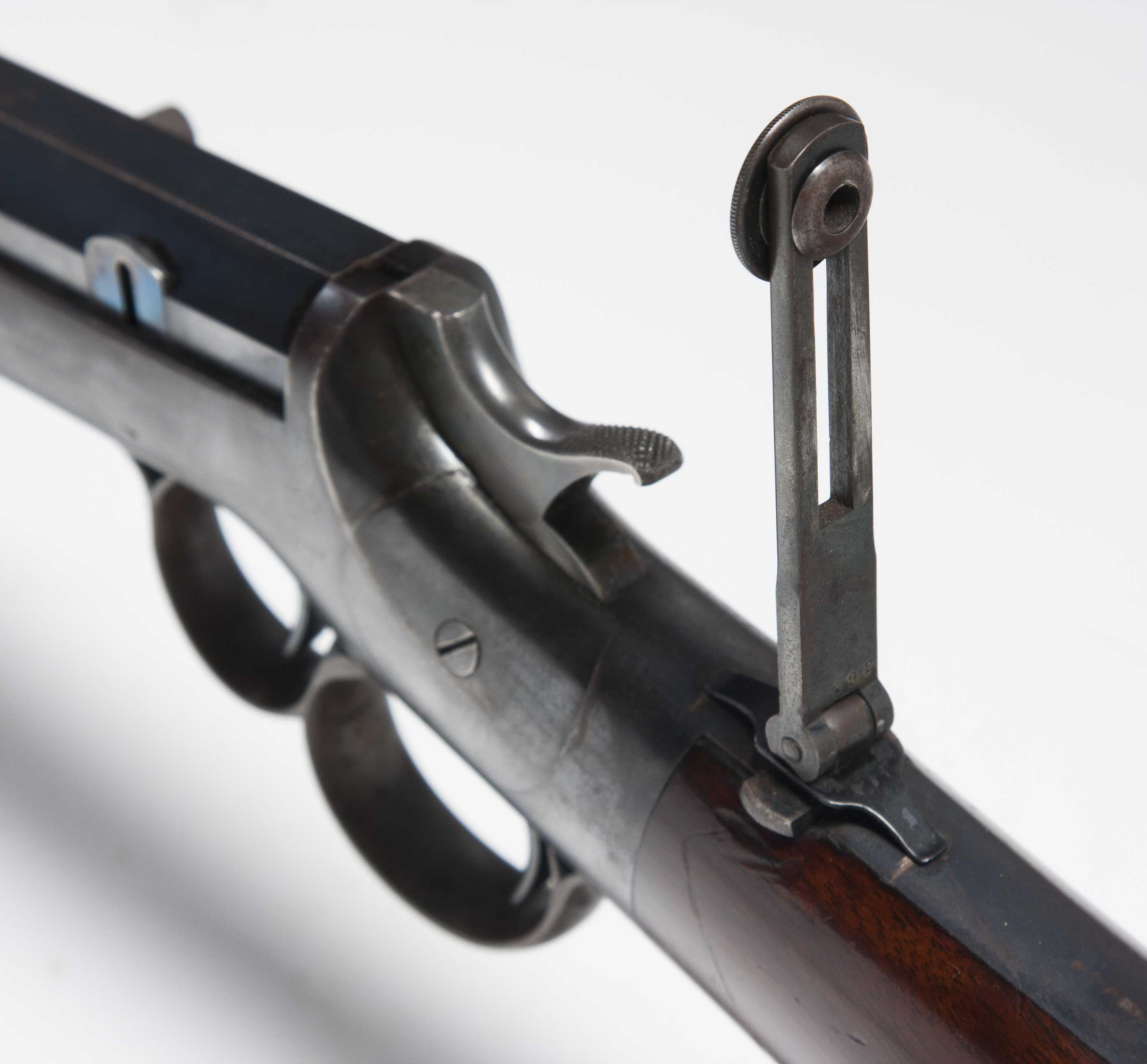 Frank Wesson Type 2 Two Trigger Target Rifle