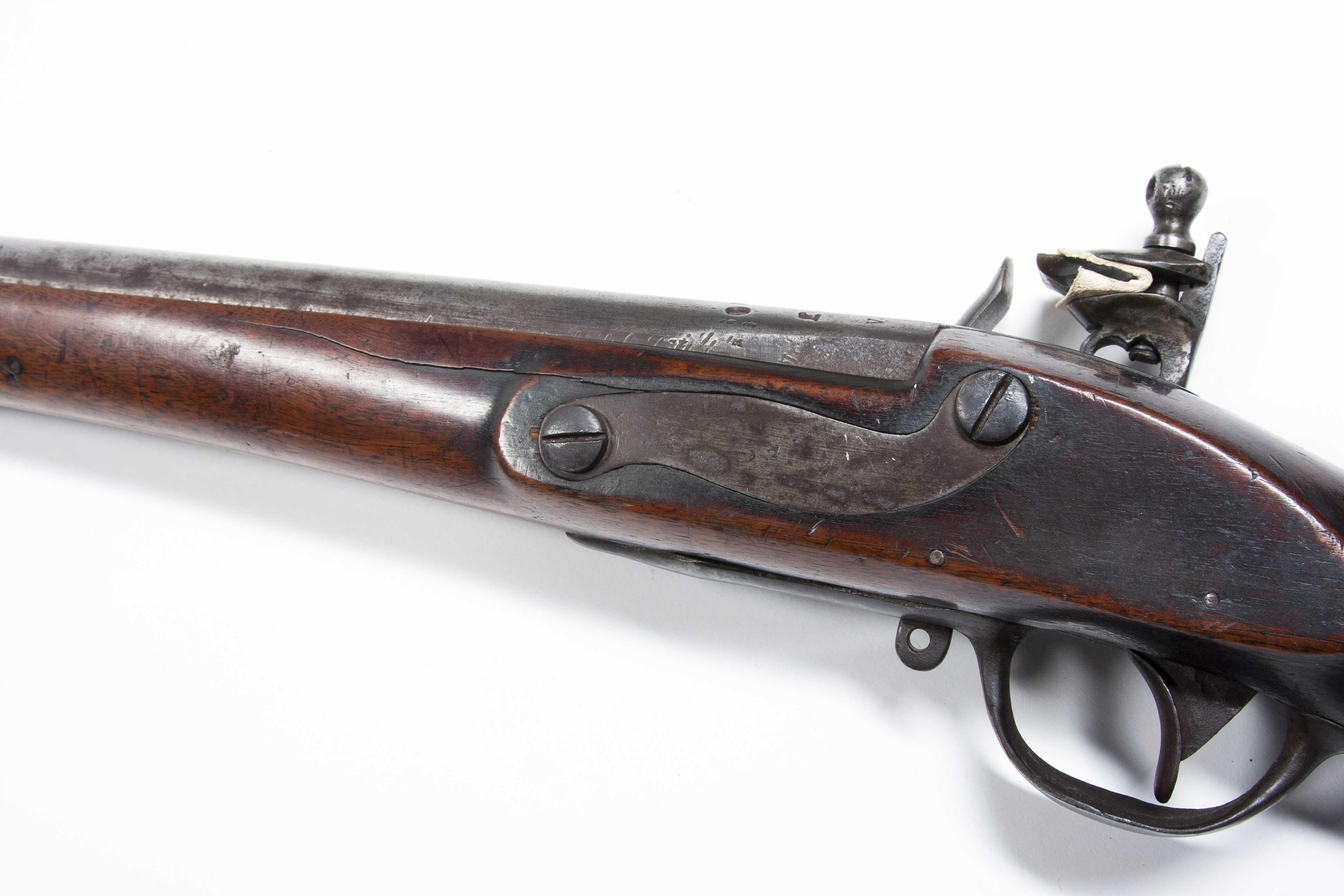 Springfield U S Model 1795 Flintlock Musket