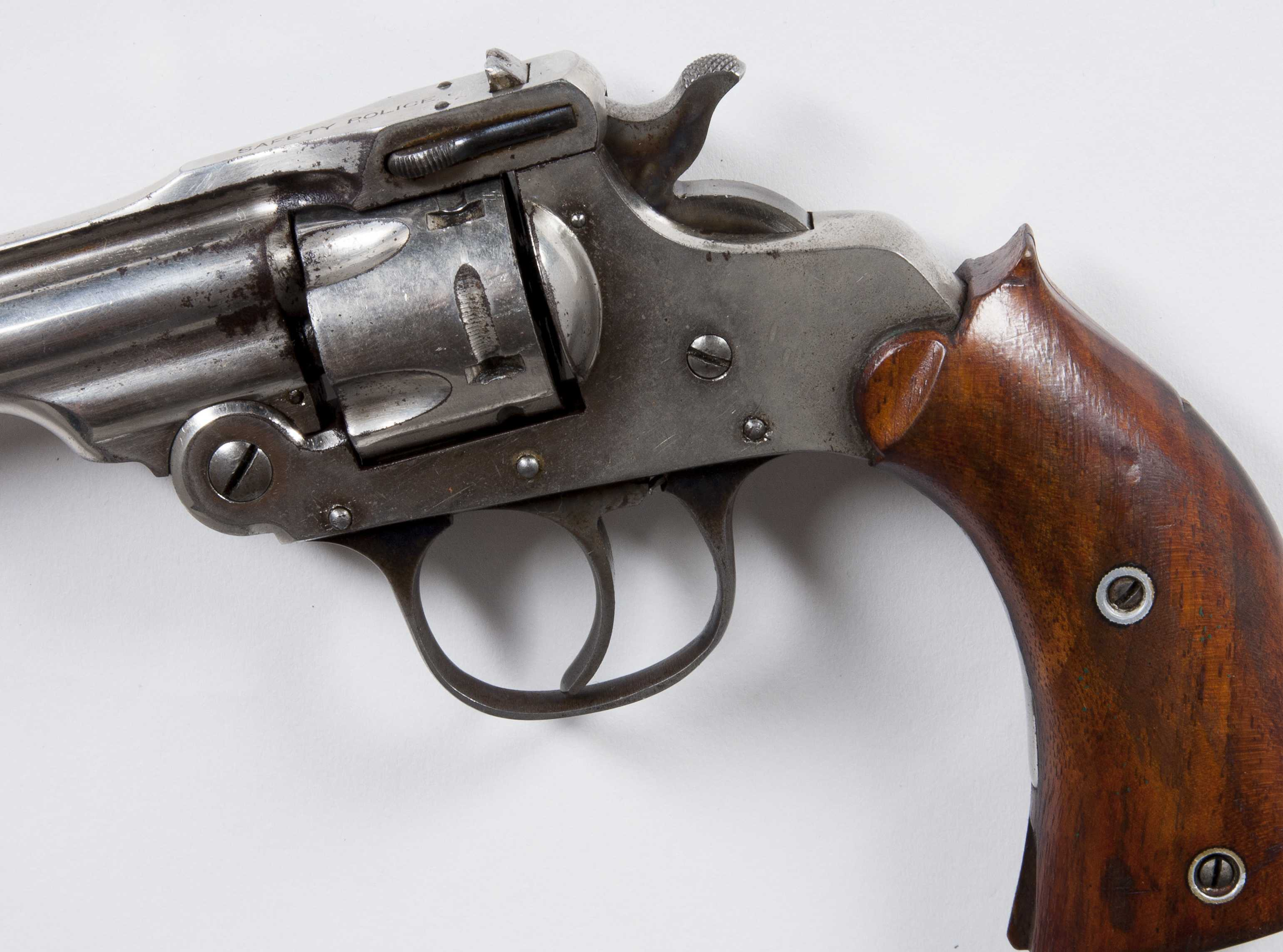 Hopkins Allen Safety Police Revolver