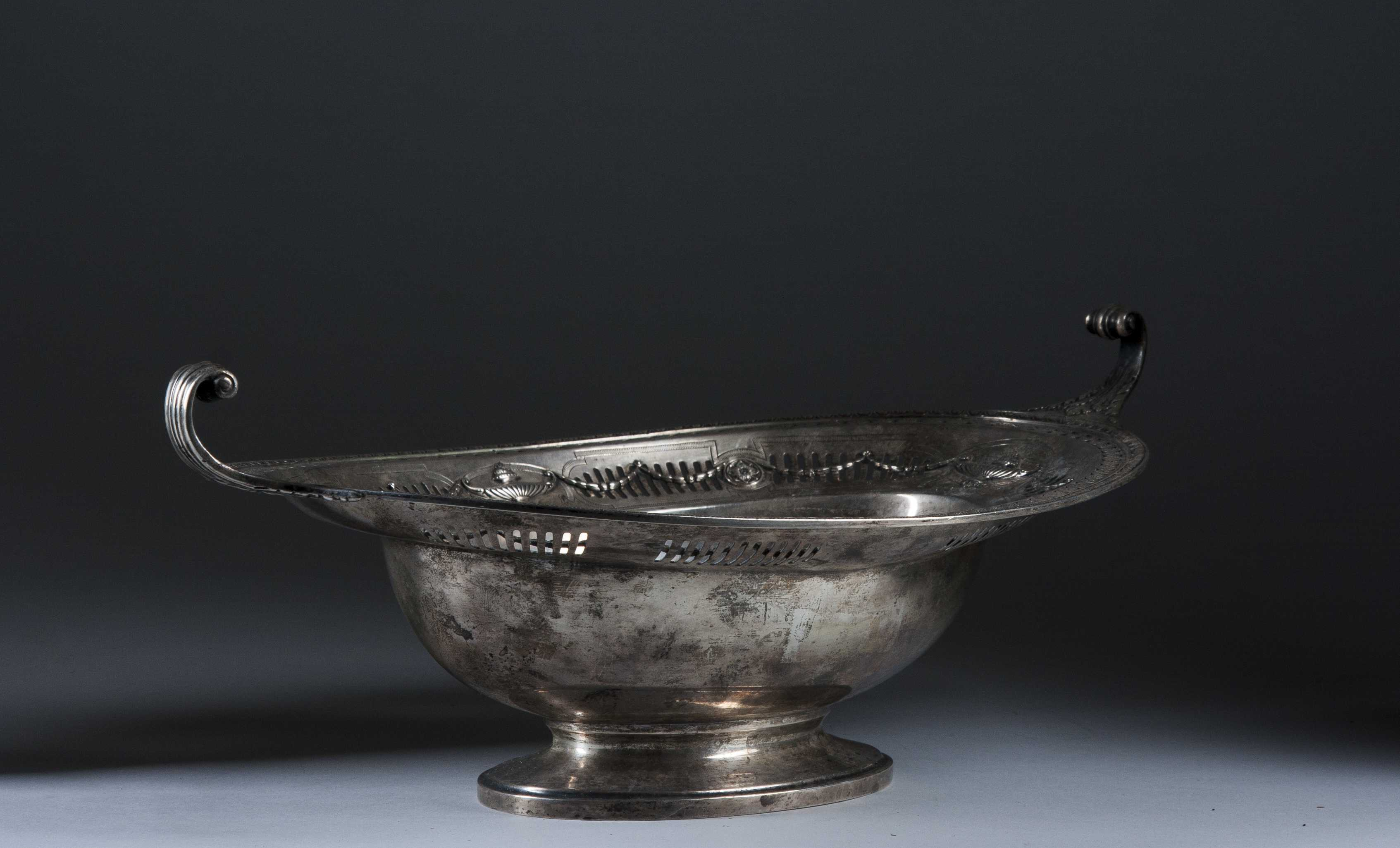 Lansdowne Sterling Silver Hollowware Bowl