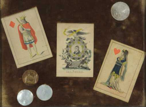 Playing Card Montage by Shaw
