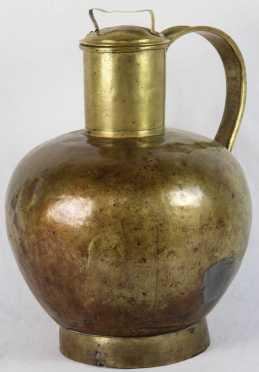 Brass Milk Jug