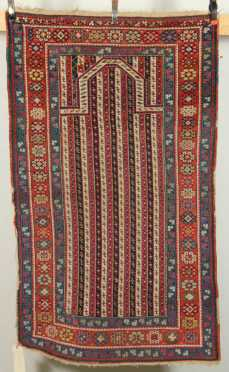 Genje District Prayer Rug