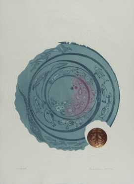 Arlene Jo Mickelson, multi dimensional etching