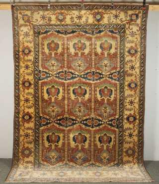 Modern Bakshaish Design Oriental Rug