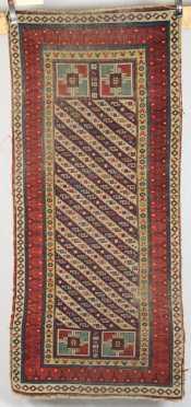 Caucasian Scatter Rug