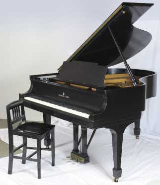 Steinway and Sons Model M Grand Piano