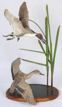 "Robert and Virginia Warfield, ""Pintail Drake (pr), #1, 1979,"""