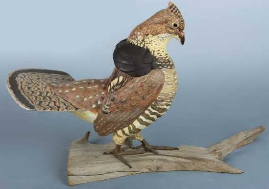 "Warfield ""Ruffled Grouse"""