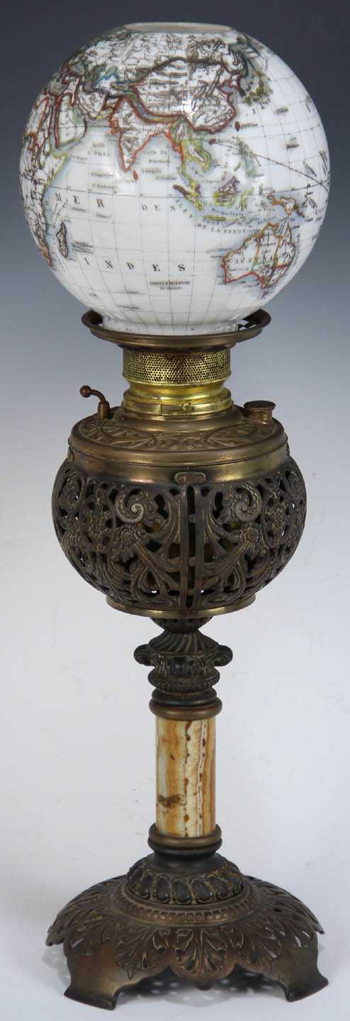Replacement Globes For Oil Lamps Lamp Decorating Ideas