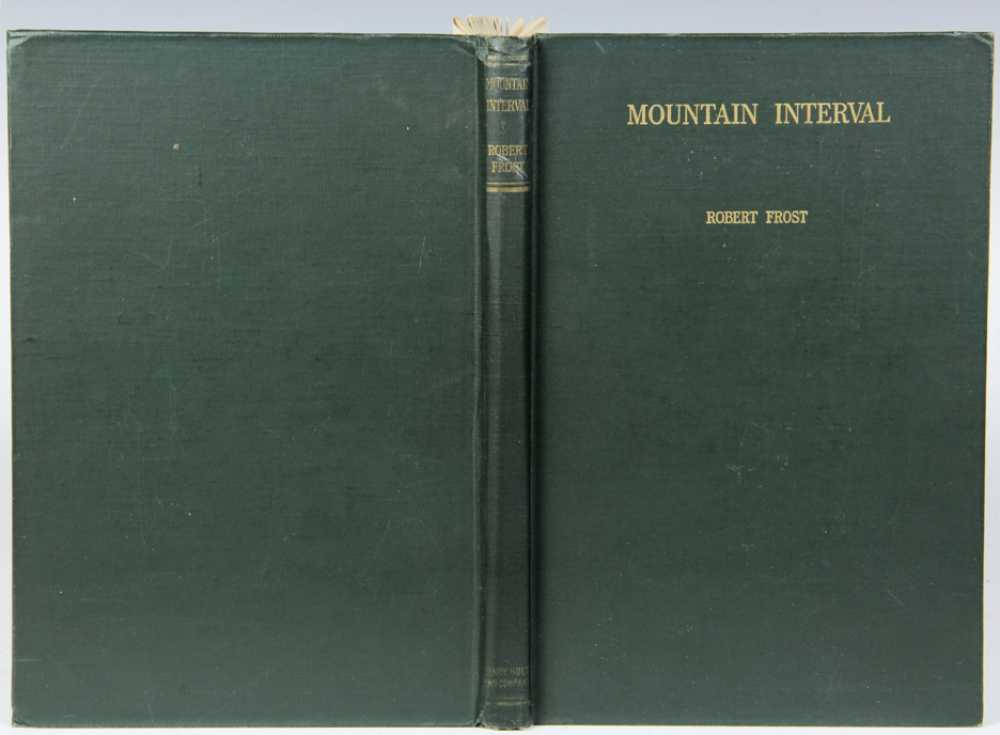 mountain interval by robert frost