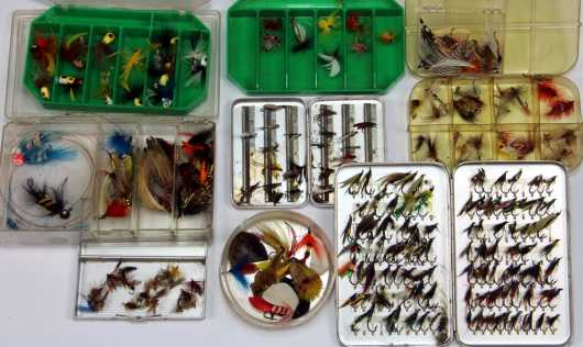 Miscellaneous Fly Collection
