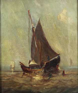 19th Century Seascape