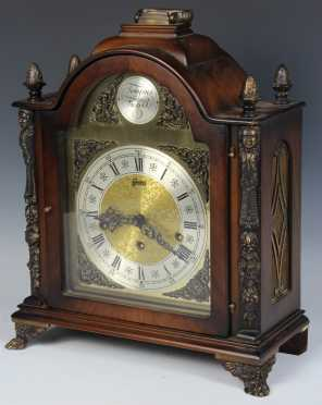 Modern English Bracket Clock