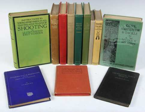 Guns: Military and Sporting Rifle Shooting, Crossman, 1932