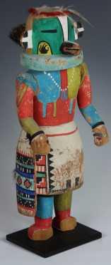 "Native American ""Hopi"" Kachina Doll"