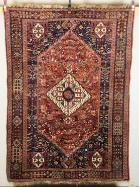 Shiraz Scatter Size Oriental Rug
