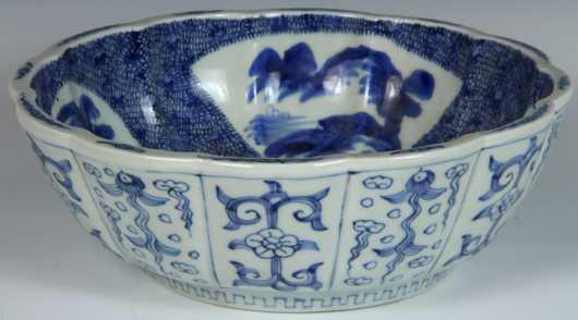 Japanese Porcelain Arita Bowl