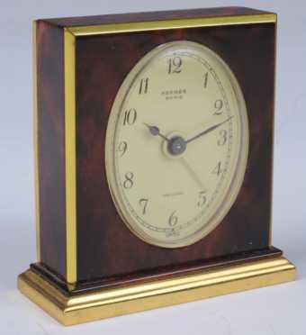 Hermes Travel Clock