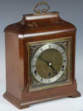 Chippendale Style Mantle Clock
