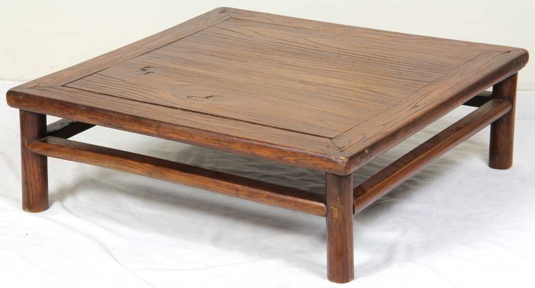lot 279 chinese low table