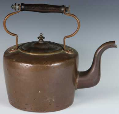 Copper Kettle, 19th century