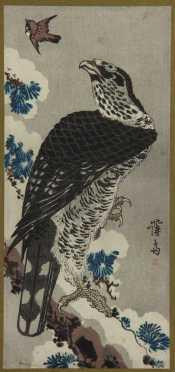 Japanese Block Print, Keysai