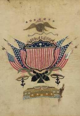 American Patriotic Needlework