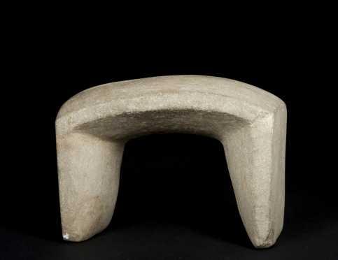 A Fine veracruz stone ballgame implement, 400-700 AD