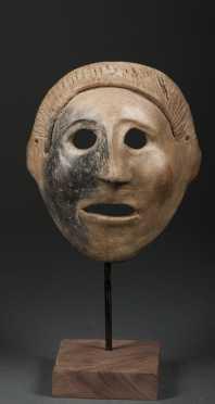 A fine Narino mask,  1000 - 1500 AD