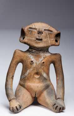 A fine Timoto/Cuica figure 1000 AD