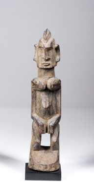 A Fine Dogon figure