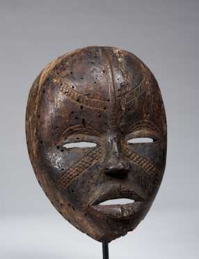 A Fine Dan facemask