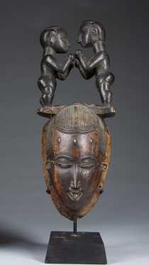 A Guro facemask