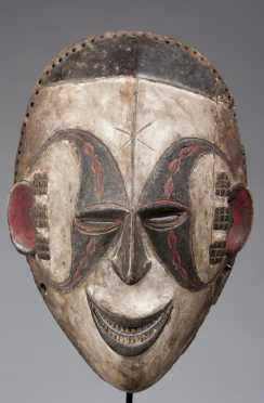 An Igbo Facemask