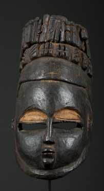 A fine and Bini mask