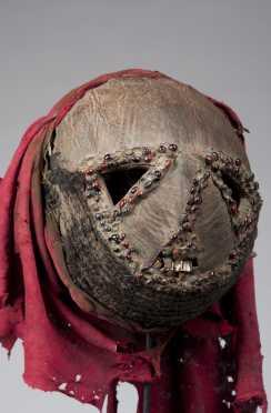 A rare G'anda mask