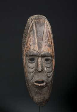 A New Guinea Face mask